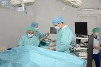 Доктор Стайсупов в операционной