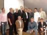 С группой украинских коллег, обучавшихся в Ярославле. Одесса 2007