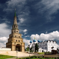 За красотой люди приезжают в Казань