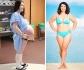 Ким Туччи до родов и после липосакции