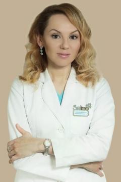 Алтыева Аделина Фуатовна