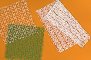 3D-материал разной структуры