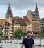 Доктор Сеймур Алиев в Страсбург, Франция